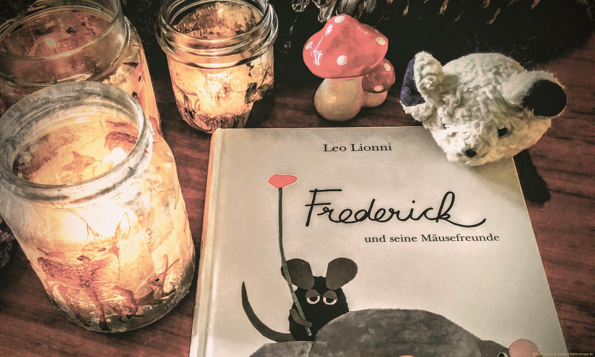 Leo Lionni: Frederick und seine Mäusefreunde | © Katrin S. Knopp | www.katrin-knopp.de