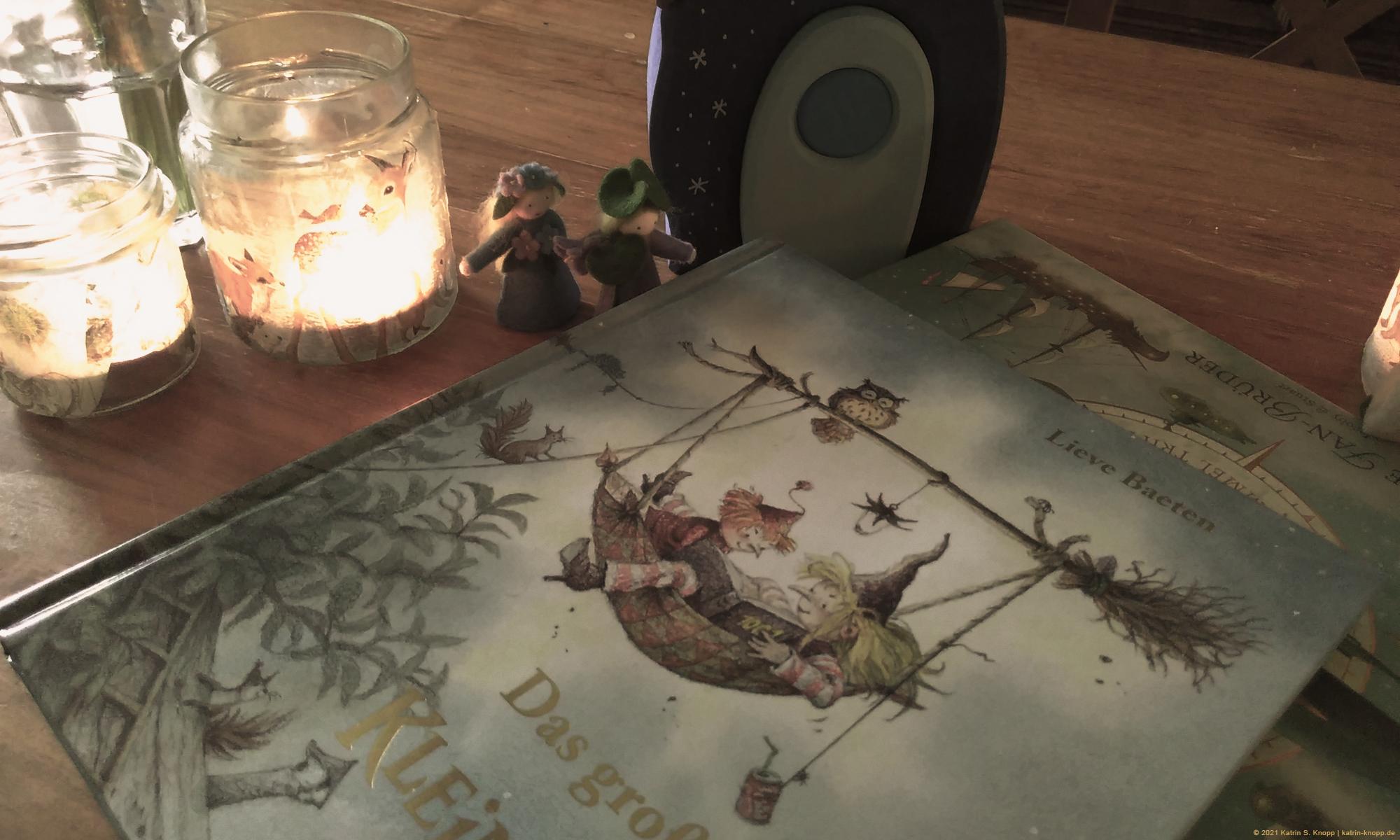 Lieve Baeten: Das große Buch der Kleinen Hexe