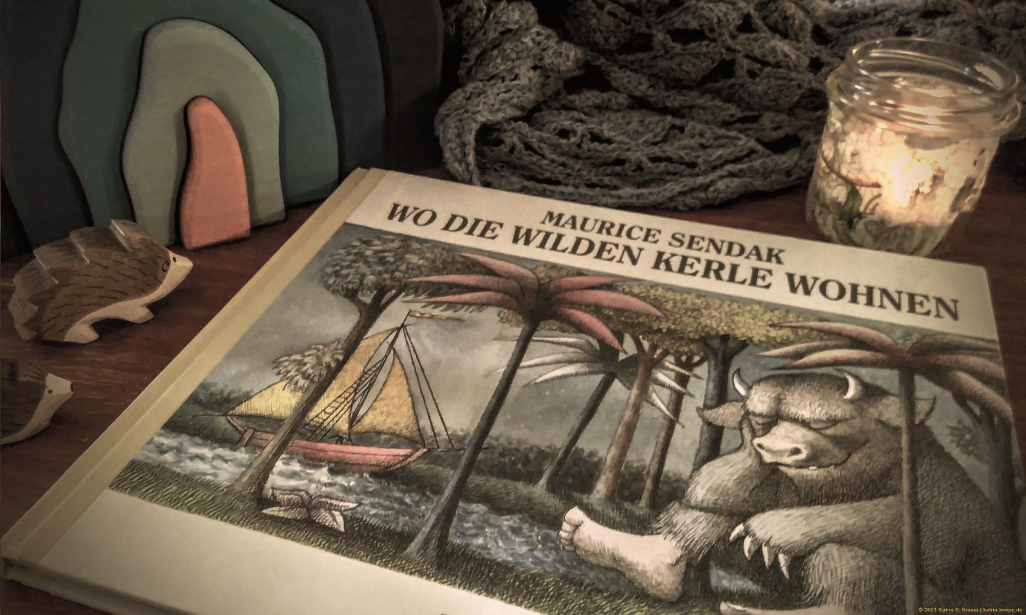 Maurice Sendak: Wo die wilden Kerle wohnen
